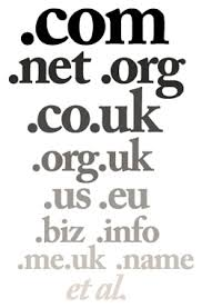 Domain Names Listed